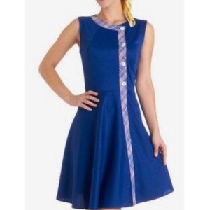 Modcloth Clare Marie Myers Make the Cut dress